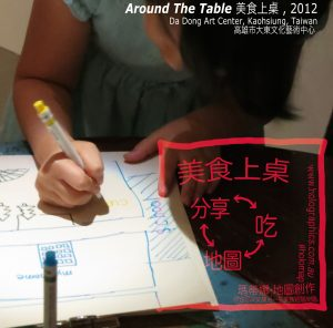 Around the Table Mapping Project Taiwan